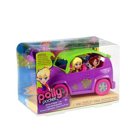 Набор POLLY POCKET POLLY POCKET Набор кукла и автомобиль в ассортименте