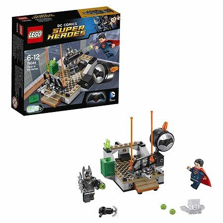 Конструктор LEGO Super Heroes Битва героев (76044)