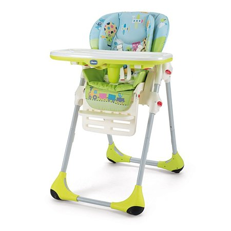 Стульчик Chicco Polly Baby World