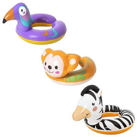 Круг для плавания Bestway Морские животные в ассортименте 36112
