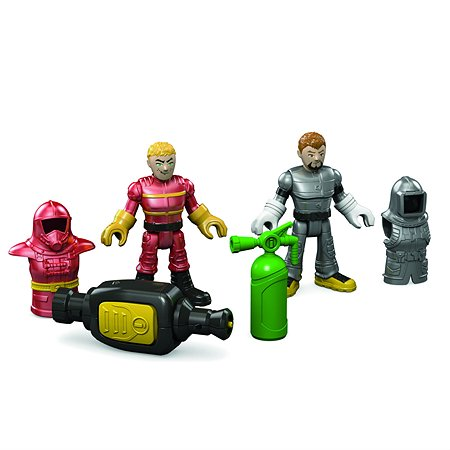 Набор фигурок IMAGINEXT CITY AIRPORT FIREFIGHTERS CFC15