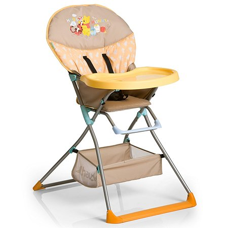 Стульчик для кормления Hauck Mac Baby Deluxe Pooh in the Sun