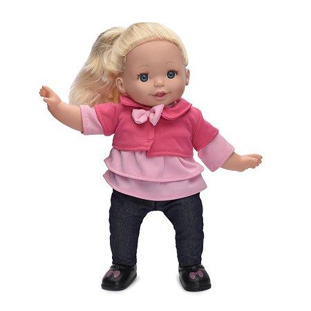 Кукла Demi Star Элизабет Блондинка в розовой кофте джинсах