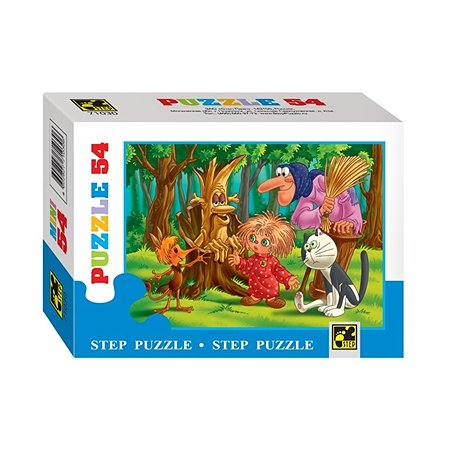 Пазл Step Puzzle 54 элемента в ассортименте 71030 71034