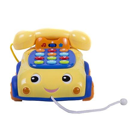 Каталка Baby Go телефон
