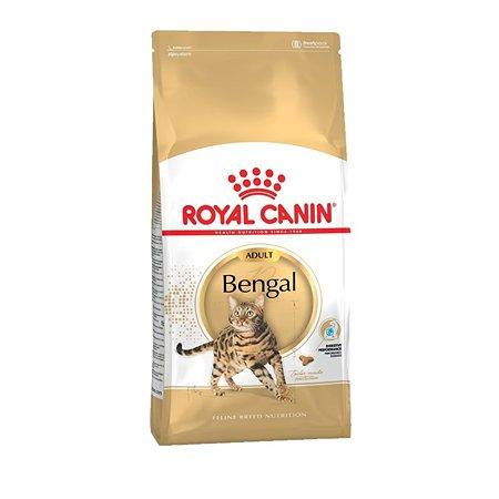 Корм сухой для кошек ROYAL CANIN 2кг Бенгальских