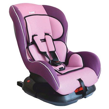 Автокресло SIGER Наутилус Isofix Фиолетовый