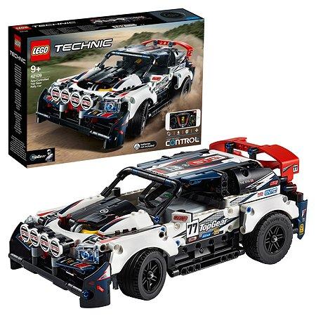 Конструктор LEGO Technic Гоночный автомобиль Top Gear 42109