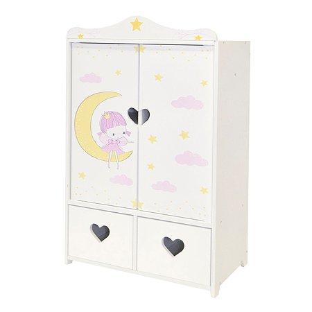 Шкаф для кукол PAREMO Пьемонт антонелла PRT320-02