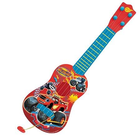 Игрушка Вспыш Blaze Гитара с медиатором