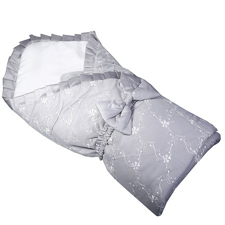 Конверт-одеяло Babyton Felicita Grigio на выписку 11220