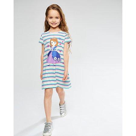 Платье Princess Sofia фиолетовое