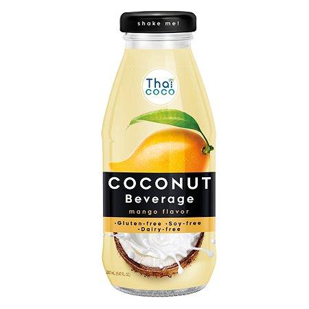 Напиток Thai Coco кокосовый со вкусом манго 280мл