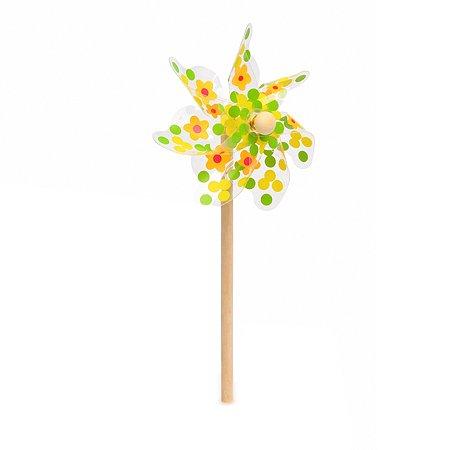 Ветрячок ЯиГрушка Цветы и горошек 59624ЯиГ