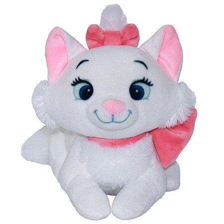 Игрушка мягкая Disney Disney-Детский мир Кошка Мари 2369/бел/27
