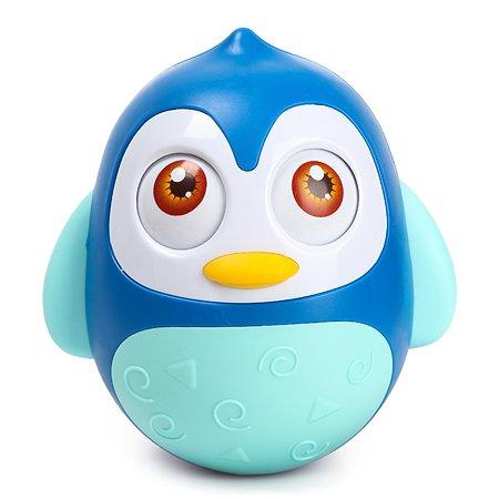 Игрушка ABC Неваляшка Пингвин Лоло HE0201