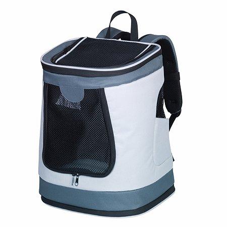 Переноска-рюкзак Nobby Plata малая Серая
