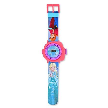 Часы Disney Frozen c проектором FR36117