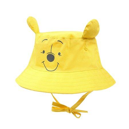 Панама Disney baby жёлтая