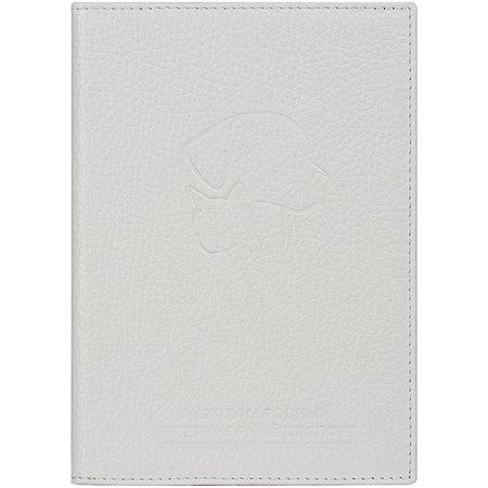 Обложка Dimanche для ветеринарного паспорта / натуральная кожа Dimanche