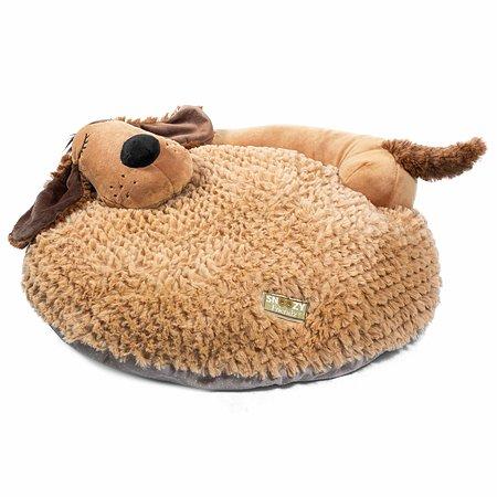 Лежанка для собак GiGwi Собака 3D 75415