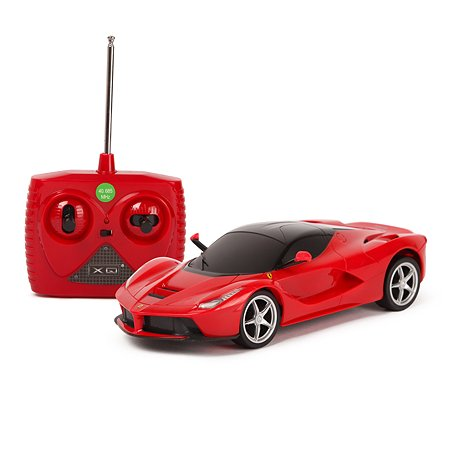 Машинка Mobicaro РУ 1:24 Ferrari Laferrari XQRC24-13AA