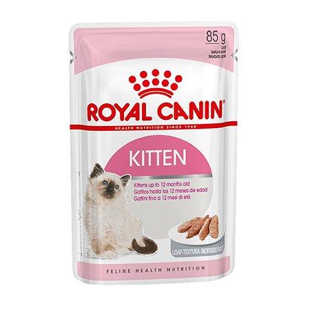 Корм влажный для котят ROYAL CANIN Kitten 85г паштет
