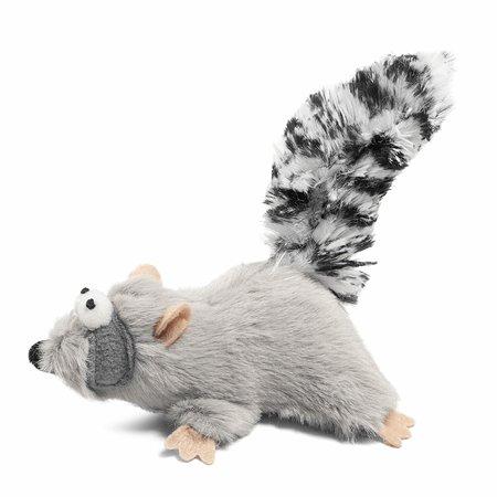 Игрушка для кошек GiGwi Енот с кошачей мятой 75384