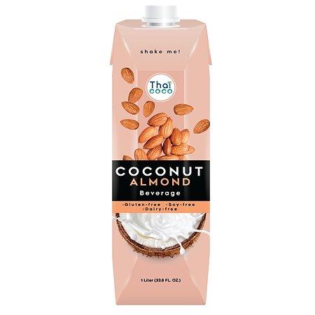 Напиток Thai Coco кокосово-миндальный 1л