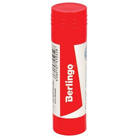 Клей-карандаш BERLINGO 21г K1512