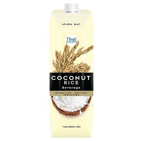 Напиток Thai Coco кокосово-рисовый 1л