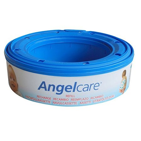 Касcета для накопителя подгузников Angelcare сменная 3штAR9003-EU
