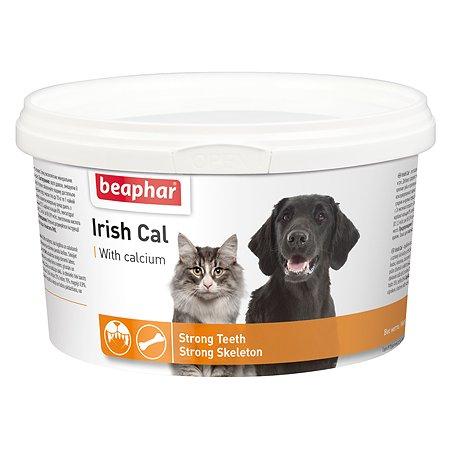 Смесь для собак и кошек Beaphar Irish Cal с солями кальция минеральная 250г