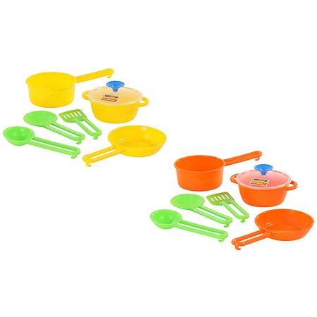 Набор посуды Полесье Поварёнок №1 в ассортименте