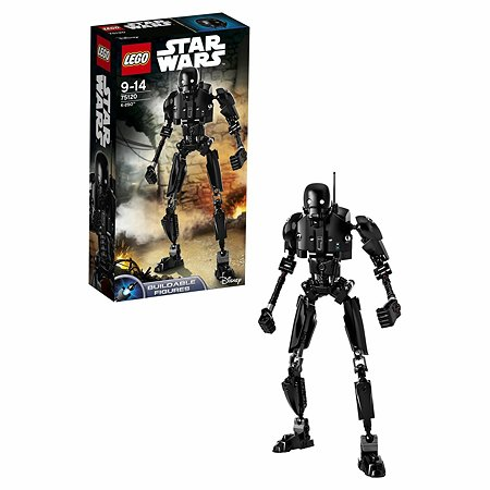 Конструктор LEGO Constraction Star Wars K-2SO™ (75120)