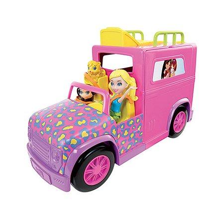 Набор POLLY POCKET POLLY POCKET для пикника и вечеринки кукла в комплекте в ассортименте