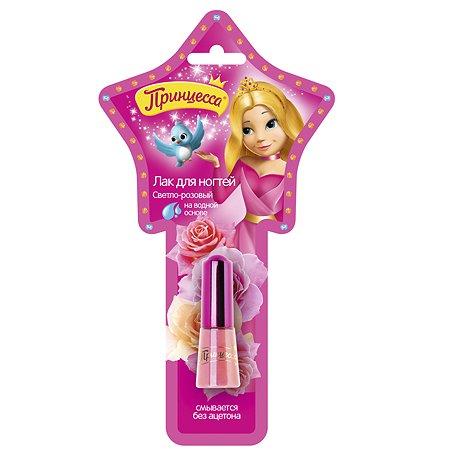 Лак для ногтей Принцесса светло-розовый 009 8 мл