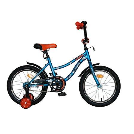 """Велосипед 2-х колесный Novatrack 14""""NEPTUNE  защита А-тип в ассортименте"""
