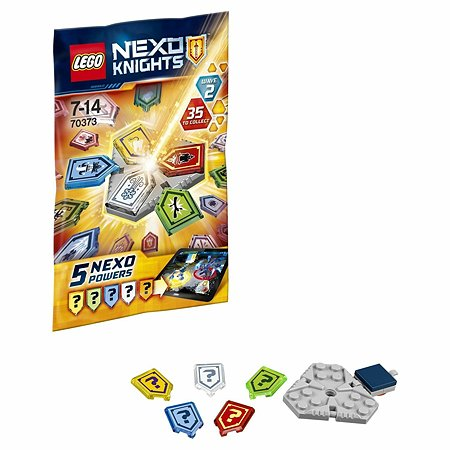 Конструктор LEGO Nexo Knights Комбо-силы NEXO (70373)