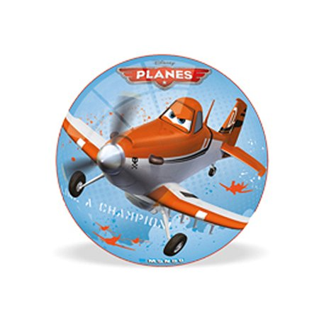 Мяч 14 см Mondo Самолёты в ассортименте