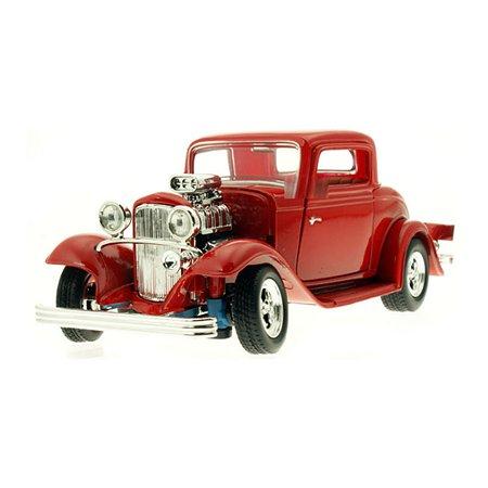 Автомобиль MOTORMAX 1:24 1932 Ford Coupe