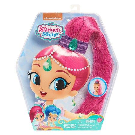 Накладные волосы Shimmer and Shine со сверкающими аксессуарами  в ассортименте