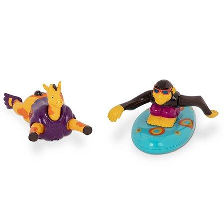 Набор B. игрушки плавающие заводные