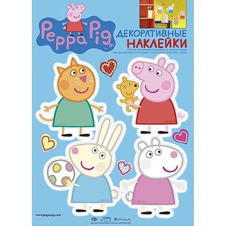 Декоративные наклейки АРТ Дизайн М Рeppa Pig