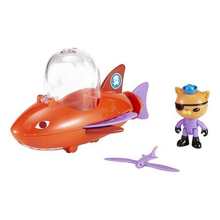 Набор Octonauts Летучая рыба и подводная лодка Gup-B Y9298