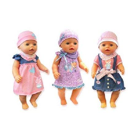 Одежда джинсовая Zapf Creation для куклы Baby Born (в ассортименте)
