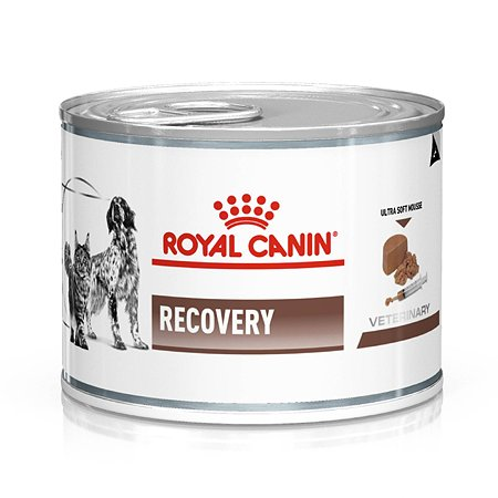 Корм для кошек-собак ROYAL CANIN Recovery Feline-Canine при анорексии 0.195кг