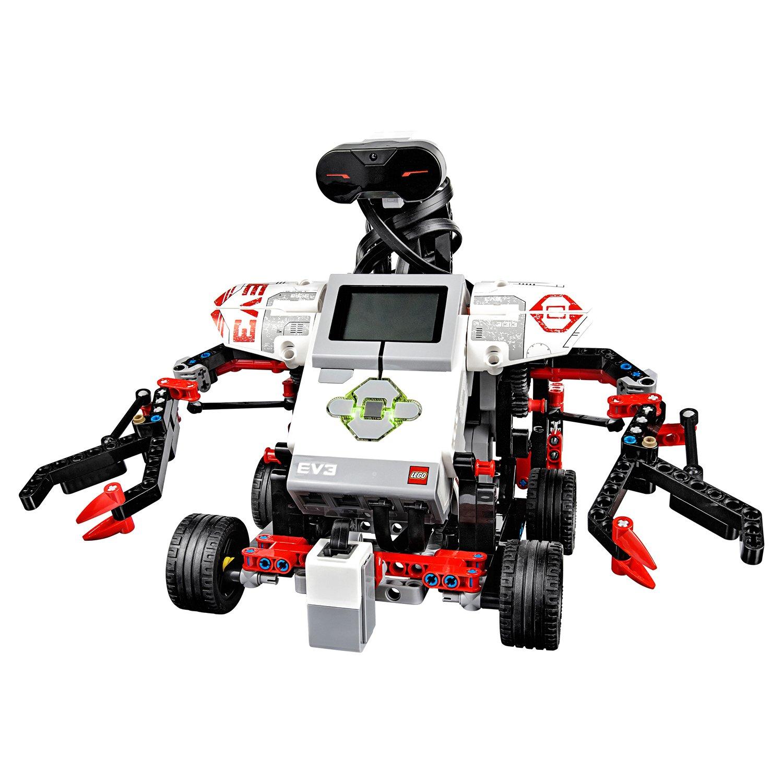 Lego mindstorms ev3 детский мир