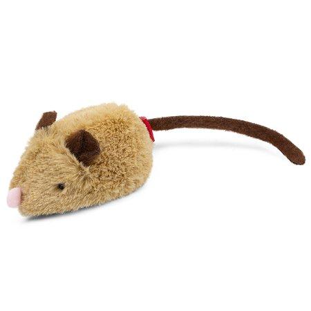 Игрушка для кошек GiGwi Мышка интерактивная 75240