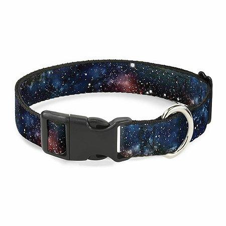Ошейник для собак Buckle-Down Галактика S Мультиколор